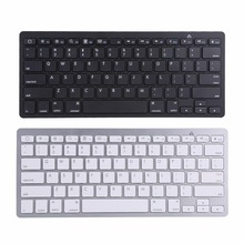 Bluetooth Wireless Keyboard Keypad Ultra-Slim For Android IOS PC Apple iPad Laptop
