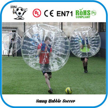 Hot Sale Good Quality 3pcs pvc zorbing Ball, Bumperz, bubble football/soccer,bubble soccer,bumper inflatable ball