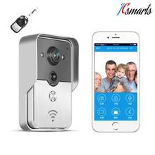 Porteiro eletronico wifi interfone video phone wireless wifi doorbell camera with night vision