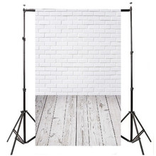 3x5ft Vinyl Photography Background For Studio Photo Props  Brick Wall Floor Photographic Backdrops 90x150cm