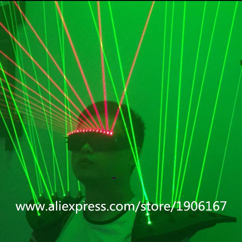 Laser costume vest_