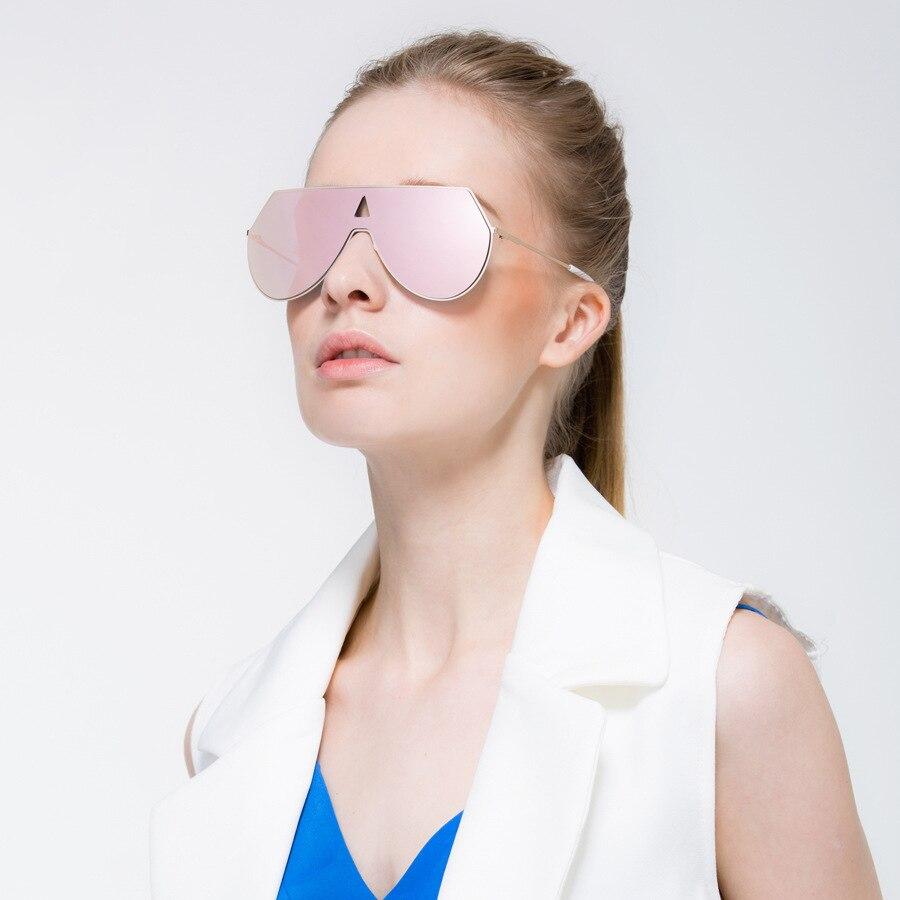 MOTION FOCUS One lens fashion sunglasses big frame for women men MF175<br><br>Aliexpress