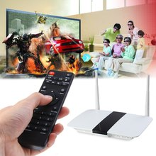 Q2 Quad Core ARM CortexA7 RK3128 Mini PC Android 4.4.4 TV Box Player 512M DDR 8G Flash 4K x 2K with USB RJ45 Port