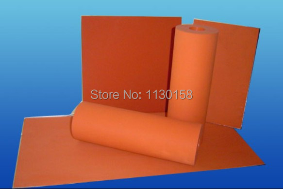 500X500X12mm, AG Silicone Sponge Sheet, 500mm Width, 12mm Thickness, Closed cell Foam Silikon Sheet, RED color<br><br>Aliexpress