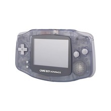 For Nintendo For GBA Touch Handheld Game Console Game Boy Advance Custom Transparent Gifts
