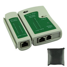 E5 Utp Cable Tester Lan Tester Network Lan Cable Tester Cat 5 / Cat 5e / Cat 6 / UTP cables with RJ-11 & RJ-45