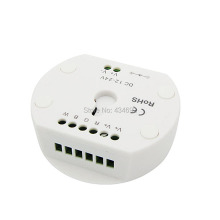 NEW UFO MINI WIFI Led Controller DC12-24V RGB/RGBW Timing Function Group Control Music Mode For Android IOS Mobile Phones