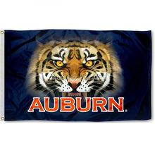 7 Color Auburn Tigers Allegiance Team American Outdoor Indoor Football College Flag 3X5 Custom USA Any Hockey Flag