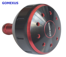 Power Knob For Stradic CI4+ Stradic FK 1000-4000 Ballistic EX Sustain FG Shimano A Daiwa S Handle Knob 39mm Direct Fit Gomexus(China)