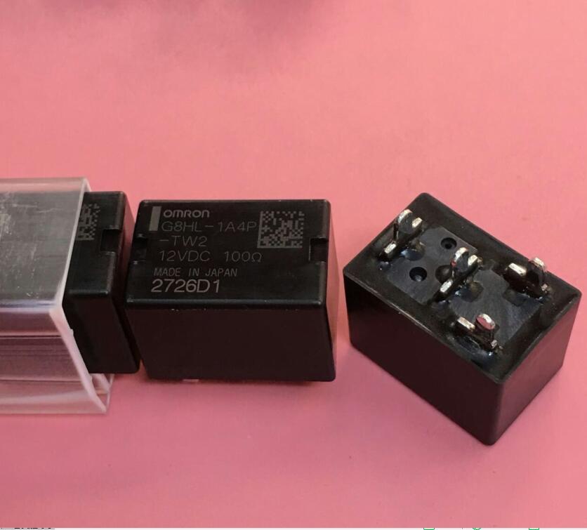 HOT NEW relay G8HL-1A4P-TW2 12VDC G8HL-1A4P-TW2-12VDC G8HL-1A4P -TW2 12VDC DC12V DIP4 <br>