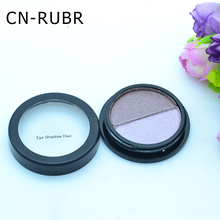CN-RUBR Women Naked Eye Shadow High Quality Glitter&Shining Eye Shadow New Arrived Long Lasting Brighten Cosmetic Tool For Girl(China)