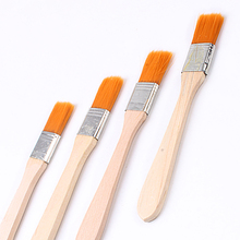 1pcs Tltra-fine wool Industrial Devices Surface/Inner Polishing Grinding Cleaning brush professional Oil painting brush(China)