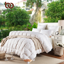 BeddingOutlet Sheep Quilt Cute Design Printed Cotton Comforter Goose Down Duvet for Kids Bedroom Twin Queen King Size