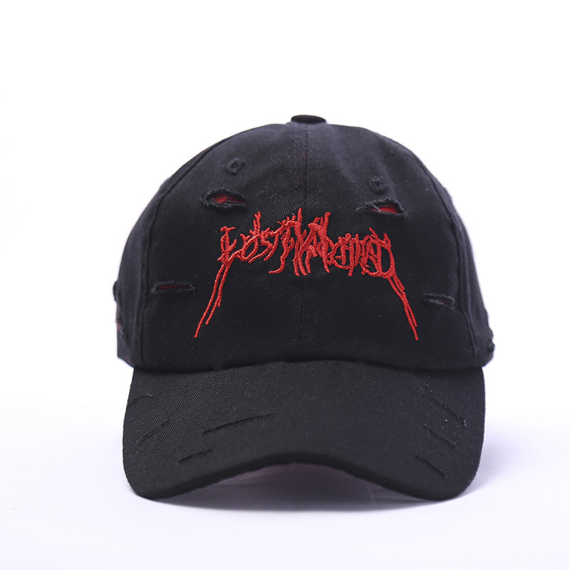 Detail Feedback Questions about Harajuku Dad Hat Black Trucker Cap ... 03f94ee722a2