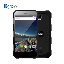 Original Nomu S10 MTK6737T Quad Core Android 6.0 Mobile Phone 5.0 Inch 5000mAh Cell Phone 2G RAM 16G ROM Waterproof Smartphone