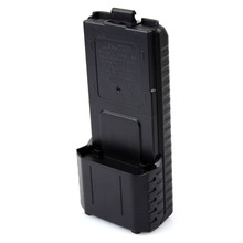 Walkie Talkie AAX6 Extended Battery Case for Baofeng UV-5R TONGFA TF-UV985 TYT TH-F8 Portable Ham Radio Hf Transceiver J5013A(China)