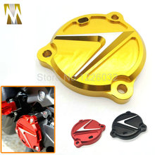 3 Colors for TMAX logo For Yamaha Tmax 530 T-max 530 2012 2013 2014 2015 Motorcycle accessories Front Drive Shaft Cover Guard