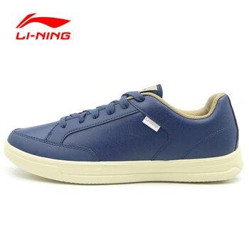 Li-Ning Men's Stylish Walking Shoes Outdoor Footwear Light Leisure Sneakers Sports Shoes ALAK095 YXB024