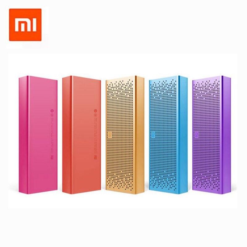 Original Xiaomi Mi Bluetooth Speaker Wireless Stereo Mini Portable MP3 Player Handsfree Wireless Speaker support Micro SD Card<br>