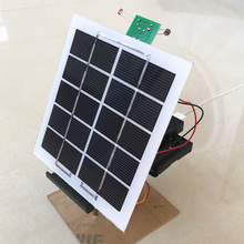 DIY Kits 5V Solar Energy Panel Automatic Tracking Controller Suite Mobile Power Bank Charger Electronic Parts Solar Power Track