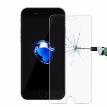 NILLKIN Super T+ Pro for iPhone 7 Plus & 6 Plus & 6s Plus 0.15mm Explosion-proof Vacuum Coating Tempered Glass Screen Film(China)