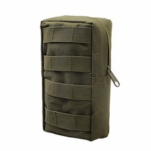 NEW Multi-Purpose Tactical MOLLE EDC 600D Nylon 21X11.5 cm Utility Gadget Pouch Tools Waist Bags Outdoor Pack J2