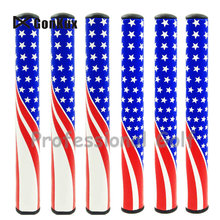 Gonkux New 2017 The American flNew US Tour PU Oriented US Star Golf Grips Club-Making Products Club Grips Golf Club Grips