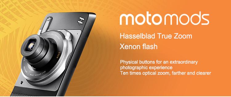 MOTO Hasselblad True Zoom Mods 12MP Camera