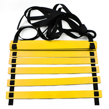12-rung 15 inches Agility Ladder Speed Soccer Football Fitness Training