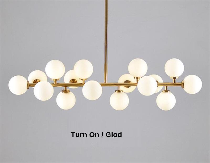 Turn On & Gold