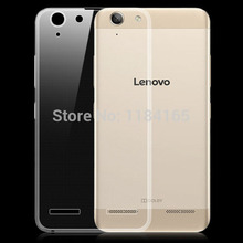 Good Anti-Skid Super Slim Soft Skin Gel Silicone TPU Case for Lenovo Vibe K5 / K5 Plus Clear Cover in Wholesale