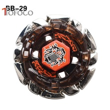 TOFOCO Movie Game Spinning Top Fight 4D Metal Fusion Leo Beyblade Single Dragon Wolf Constellation Warrior Toys For Boy Kid(China)