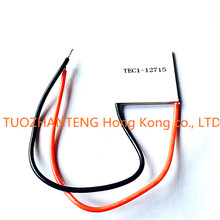 1pcs/lot TEC1 12715 TEC1 12715 136.8W 12V-15.4V 15A TEC Thermoelectric Cooler Peltier (TEC1-12715)(China)