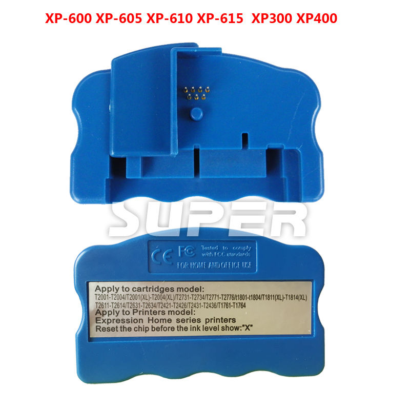 For EPSON XP200 XP300 XP400 XP310 XP410 genuine ink cartridge Chip Resetter 888<br><br>Aliexpress