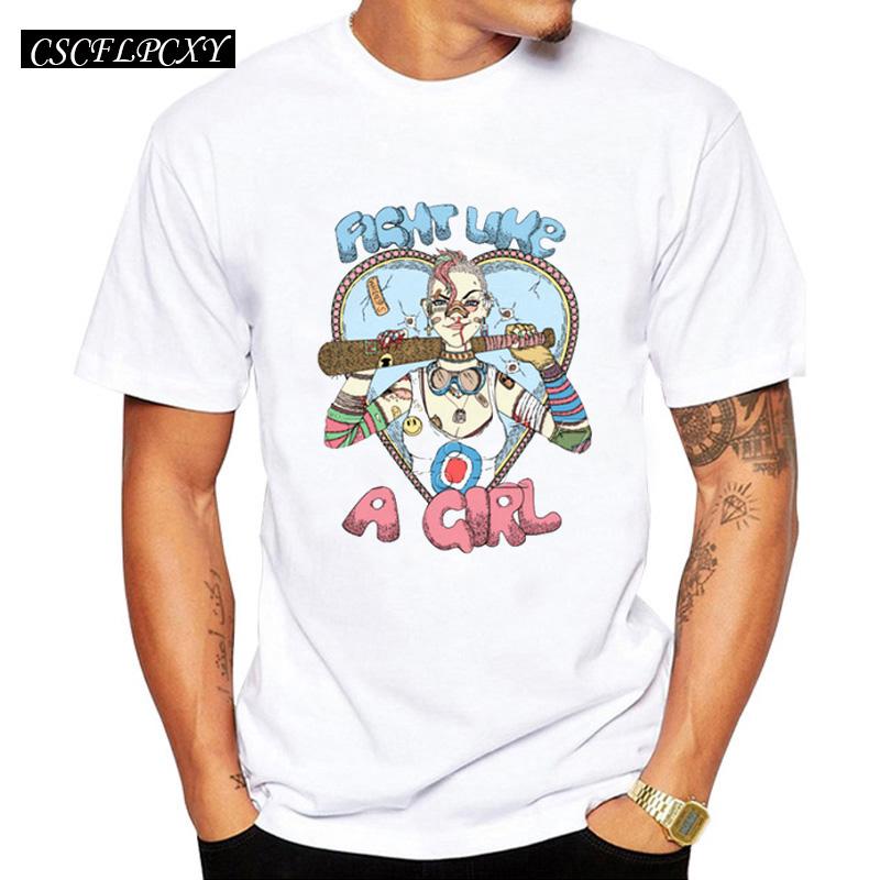 Popular-funny-cool-tee-short-sleeve-casual-Men-t-shirt-Fight-Like-A-Tank-Girl-cartoon.jpg_640x640
