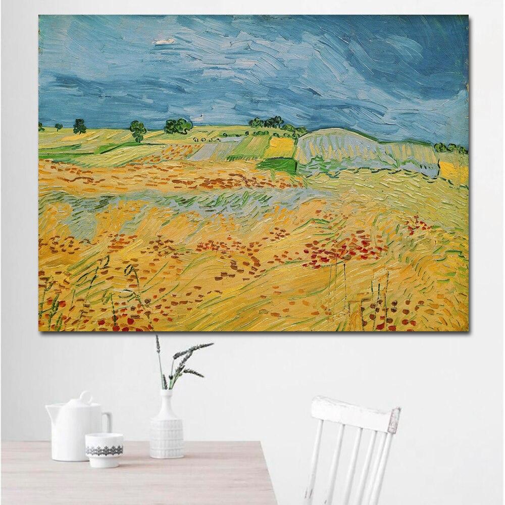 Landscape at Auvers-70x95