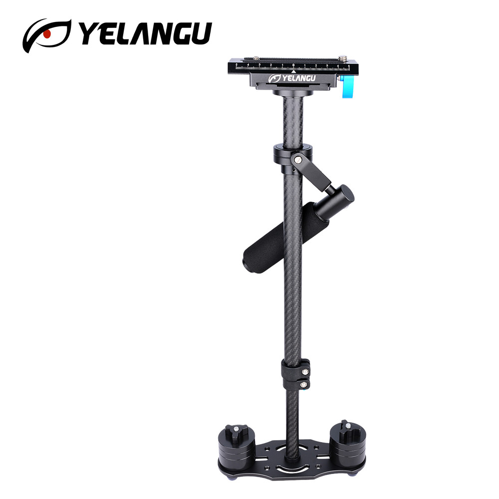 Professional Handheld Camera Stabilizer Mminicam Steadycam Video Steady DSLR Eestabilizador Canon Nikon Sony Pentax