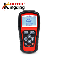 Newest Autel MaxiScan MS509 OBD/OBDII Scan Tool OBD2 OBD II Scanner Auto Code Reader Car support English/ French/ Spanish(China)