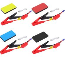 New 12V 20000mAh Multi-Function Car Jump Starter Power Booster Battery Charger  Color Optional hot selling