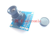 Free shipping !!! ov7670 camera module Supports VGA CIF auto exposure control display active size 640X480 for arduino