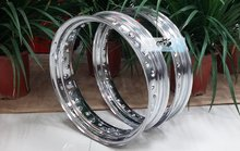 1.4/1.6/1.85/2.15*18INCH 1.6/1.85/2.15/2.5/3/3.5*17INCH 2.15/2.5*16INCH Aluminum Alloy Or Steel Motorcycle Wheel Rims