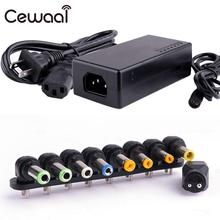 CEWAAL Universal Laptop Power Adapter 24V 4.5A 90W Power Adapter Charger For Hp Compaq For Toshiba Laptop Charger Alimentation(China)