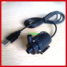 New 3v-6V Usb power Supply Brushless submersible water pump micro pump Solar Aquarium Water fountain Cooling system pump