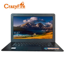 CrazyFire Quad Core Wifi Mini HDMI 4GB RAM & 128GB SSDD & 500GB HDD Laptop Windows 10 Pro 14 Inch Laptop Computer Gaming Laptops(China)