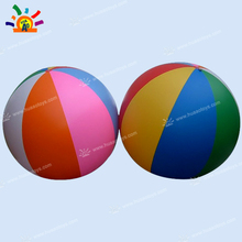 6.5ft Inflatable Beach Ball Helium Balloon for Advertisement,Giant Balloon Different colors for your selection