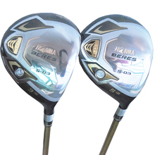 Cooyute New mens Golf clubs HONMA S-03 3/5 Golf fairway wood with Graphite Golf shaft wood clubs free shipping(China)