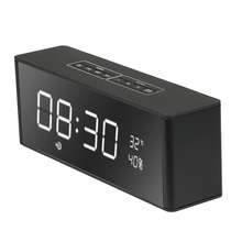 Toproad Enceinte Speaker Bluetooth Speaker Portable Wireless Stereo Altavoz Bluetooth for Phone Xiaomi with TF FM Alarm Clock(China)