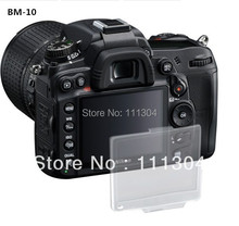 Free Shipping Hard LCD Monitor Cover Screen Protector For Nikon D90 BM-10