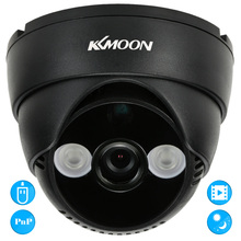 KKmoon CCTV Security Surveillance DV DVR Indoor Dome Camera VGA 2PCS IR LEDs Night Vision USB Disk PC Cam Support Audio TF Card