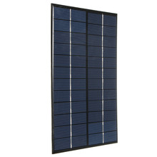 12V/18V 4.2W Polycrystalline Silicon Solar Panel Portable DIY Solar Module System Solar Cells Charger 200 *130*3 mm(China)